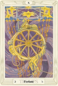 Fortune Thoth Tarot Card