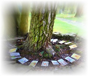 Tarot tree