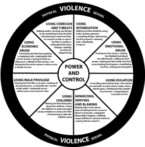 Duluth power and control wheel