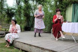 Semele Xerri as Lady Capulet in Romeo & Juliet