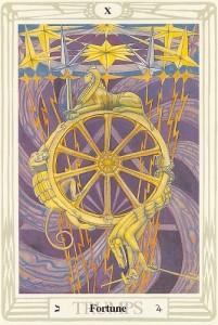 Fortune Thoth Tarot Card