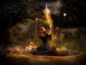 Samhain spark