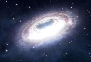 Sagittarius A black hole