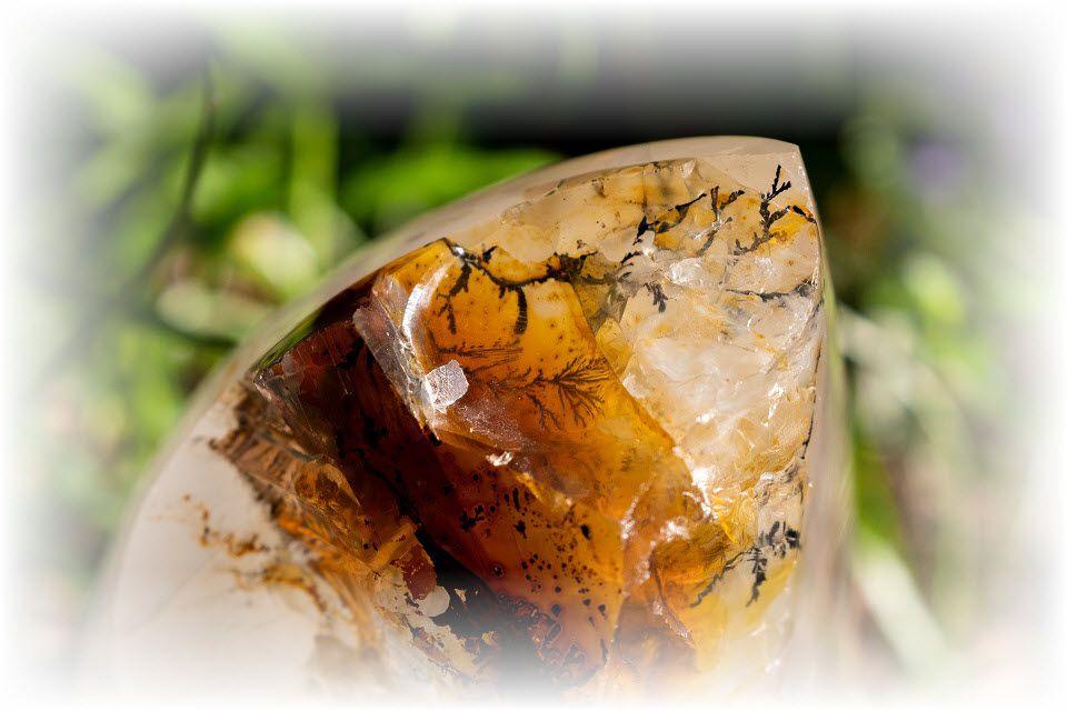 Crystal healing with Semele Xerri